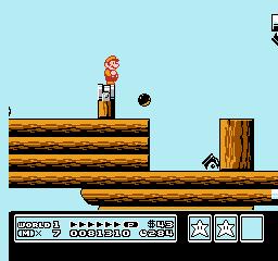 Super Mario Bros. 3 (NES)  © Nintendo 1988   15/40