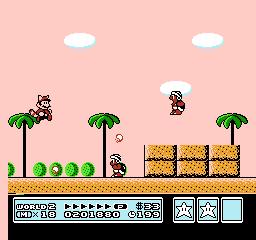Super Mario Bros. 3 (NES)  © Nintendo 1988   25/40