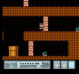 Super Mario Bros. 3 (NES)  © Nintendo 1988   26/40