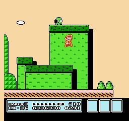 Super Mario Bros. 3 (NES)  © Nintendo 1988   39/40