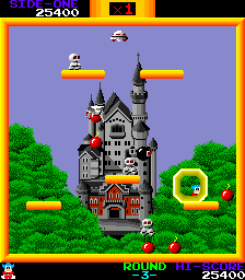 Bomb Jack  © Tecmo 1984  (ARC)   2/4