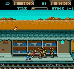 Iron Horse (ARC)  © Konami 1986   2/3
