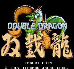 Double Dragon (ARC)  © Taito 1987   1/3