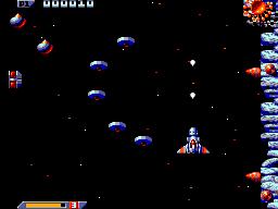 Xenon 2: Megablast (SMS)  © Virgin 1991   2/6