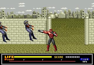 Last Battle (SMD)  © Sega 1989   4/4