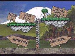 Dino Dudes (JAG)  © Atari Corp. 1994   2/5
