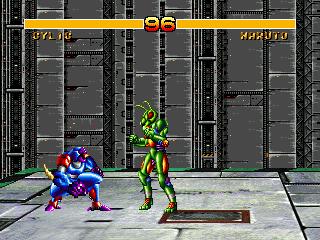 Cosmic Carnage (32X)  © Sega 1994   6/6