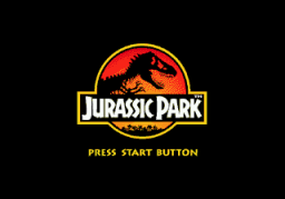 Jurassic Park (Archer Com) (MCD)  © Sega 1993   1/6