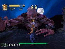 Zombie Revenge (DC)  © Sega 1999   4/6