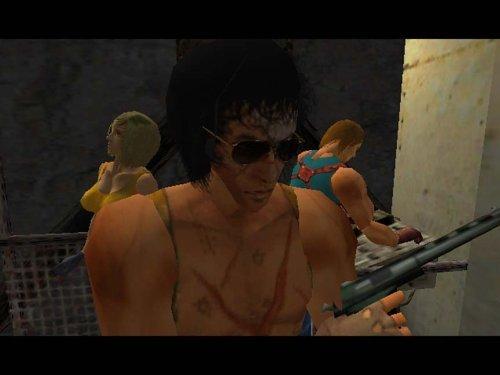 Zombie Revenge (DC)  © Sega 1999   5/6