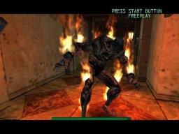 Zombie Revenge (DC)  © Sega 1999   6/6