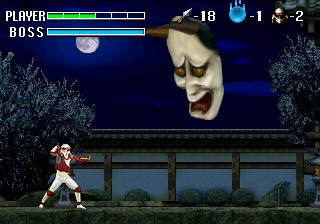Shinobi X (SS)  © Sega 1995   5/6