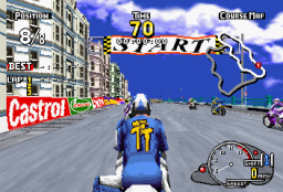 Manx TT SuperBike (SS)  © Sega 1997   3/6