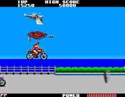 Flashgal (ARC)  © Sega 1985   2/4