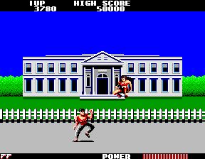 Flashgal (ARC)  © Sega 1985   4/4