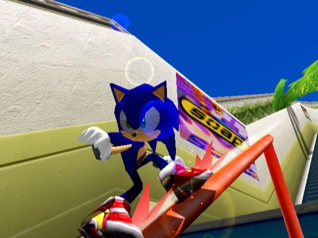 Sonic Adventure 2 (DC)  © Sega 2001   14/14