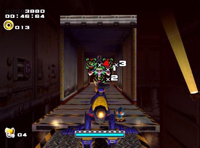 Sonic Adventure 2 (DC)  © Sega 2001   7/14
