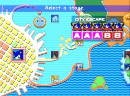 Sonic Adventure 2 (DC)  © Sega 2001   2/14