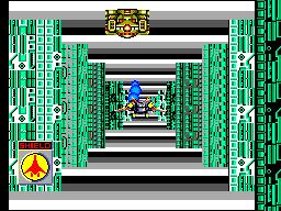 Galaxy Force (SMS)  © Sega 1989   3/3