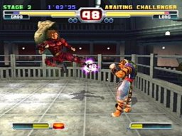 Bloody Roar 3 (PS2)  © Activision 2001   1/3