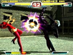 Bloody Roar 3 (PS2)  © Activision 2001   2/3