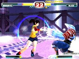Bloody Roar 3 (PS2)  © Activision 2001   3/3