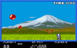 Pang (ARC)  © Capcom 1989   2/5
