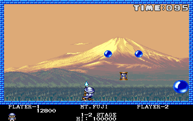 Pang (ARC)  © Capcom 1989   5/5