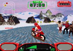 Moto Frenzy (ARC)  © Atari Games 1992   2/3