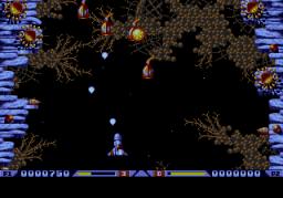 Xenon 2: Megablast (SMD)  © Virgin 1992   2/3