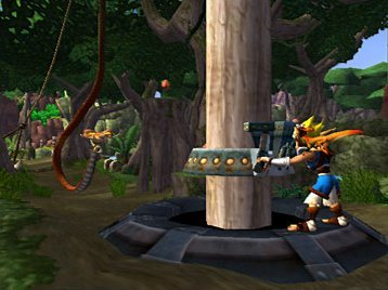 Jak And Daxter: The Precursor Legacy (PS2)   © Sony 2001    5/5