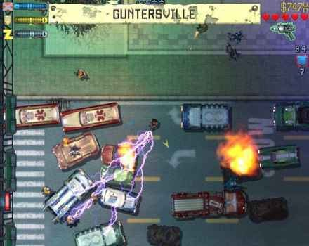 Grand Theft Auto 2  © Rockstar Games 1999  (DC)   5/5