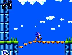 Sonic The Hedgehog 2 (SMS)  © Sega 1992   3/12
