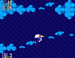 Sonic The Hedgehog 2 (SMS)  © Sega 1992   4/12