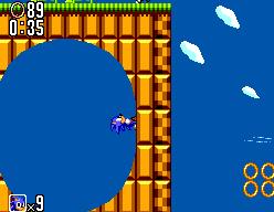 Sonic The Hedgehog 2 (SMS)  © Sega 1992   9/12