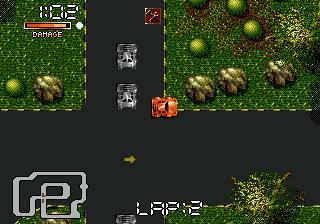 Double Clutch (SMD)  © ASCII 1992   4/4