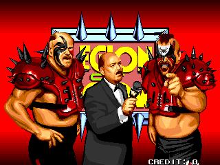 WWF Wrestlefest (ARC)  © Technos 1991   4/5