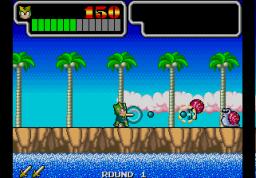 Wonder Boy III: Monster Lair (ARC)  © Sega 1989   2/11