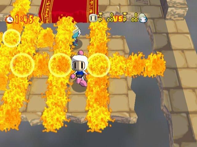 Bomberman Online (DC)  © Hudson 2001   6/6