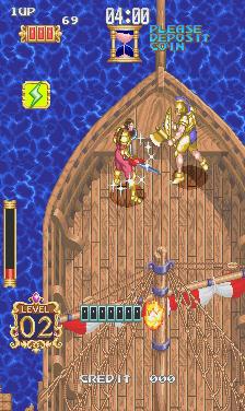Gaiapolis (ARC)  © Konami 1993   5/7