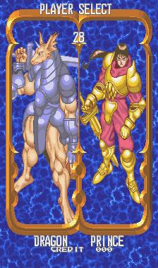 Gaiapolis (ARC)  © Konami 1993   6/7