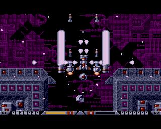 Xenon 2: Megablast (AMI)  © ImageWorks 1989   6/6