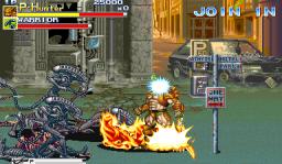 Alien Vs. Predator (1994 Capcom) (ARC)  © Capcom 1994   3/23
