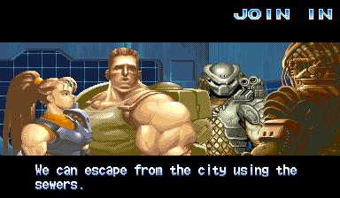 Alien Vs. Predator (1994 Capcom) (ARC)  © Capcom 1994   4/23