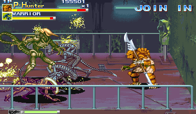 Alien Vs. Predator (1994 Capcom) (ARC)   © Capcom 1994    5/23