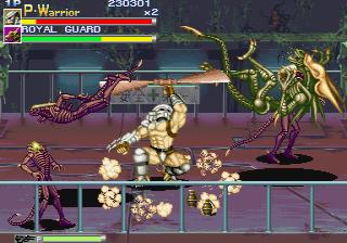 Alien Vs. Predator (1994 Capcom) (ARC)  © Capcom 1994   11/23