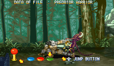 Alien Vs. Predator (1994 Capcom) (ARC)   © Capcom 1994    12/23