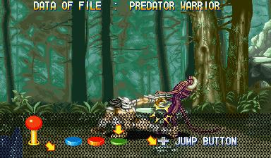 Alien Vs. Predator (1994 Capcom) (ARC)  © Capcom 1994   12/23