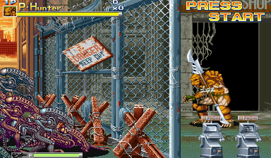 Alien Vs. Predator (1994 Capcom) (ARC)   © Capcom 1994    13/23