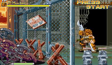 Alien Vs. Predator (1994 Capcom) (ARC)  © Capcom 1994   13/23